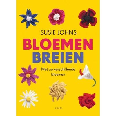 Bloemen breien p