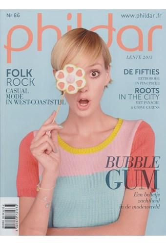 Phildar nr 86 - lente 2013