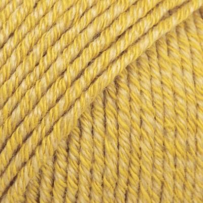 DROPS Cotton merino 15 mosterd geel