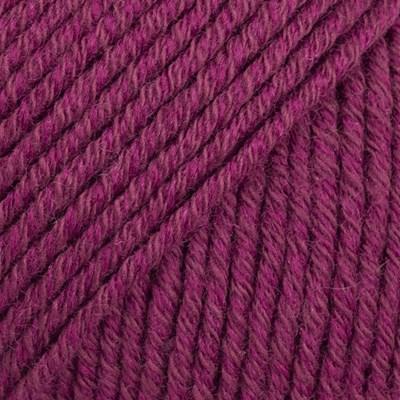 DROPS Cotton merino 07 wijn rood