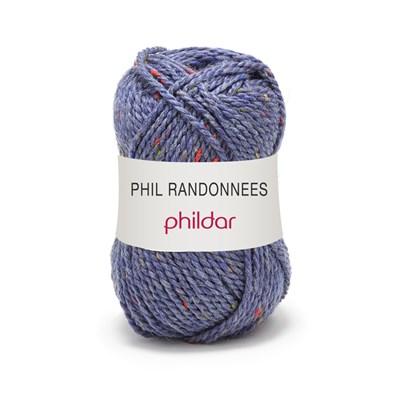Phildar Phil Randonnees Amethyste op=op uit collectie