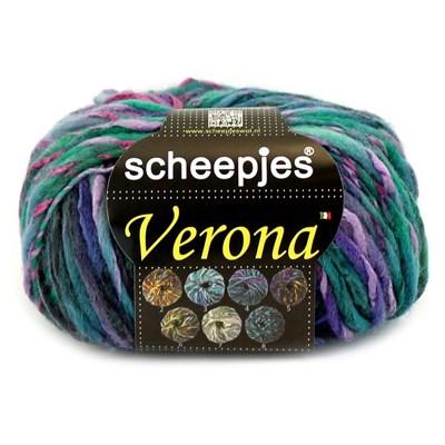 Scheepjes Verona 4 paars groen op=op