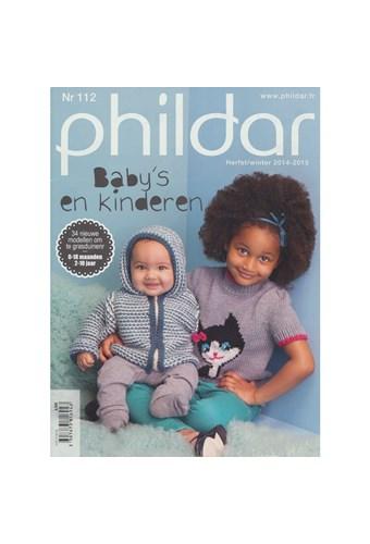 Phildar nr 112 baby en kinderen (op=op-p)
