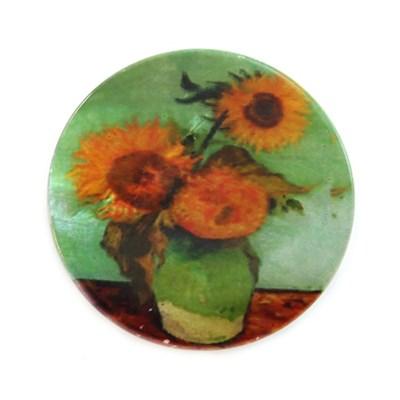 Knoop 20 mm van Gogh