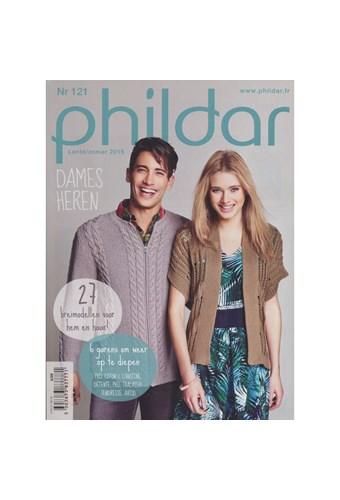 Phildar nr 121 Dames en heren 2015