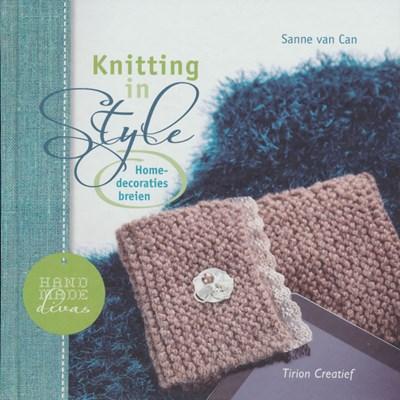 Hand made divas - Knitting in Style op=op
