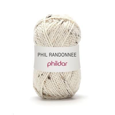 Phildar Phil Randonnees Ecru