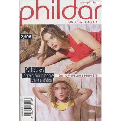 Phildar nr 581 - 9 looks op=op