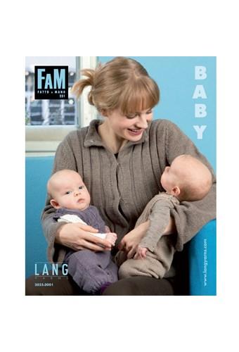 Lang Yarns magazine 221