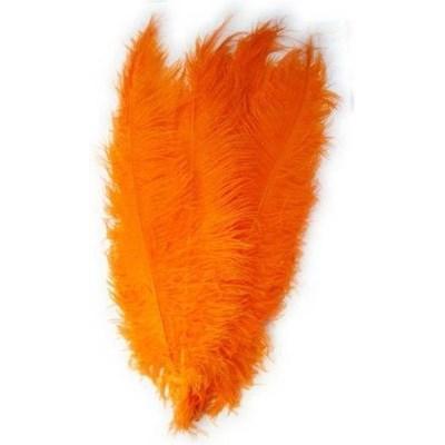 Veer 35 cm ca - oranje