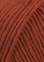 Lang Yarns Merino 50 756.0115 - bruin oranje op=op