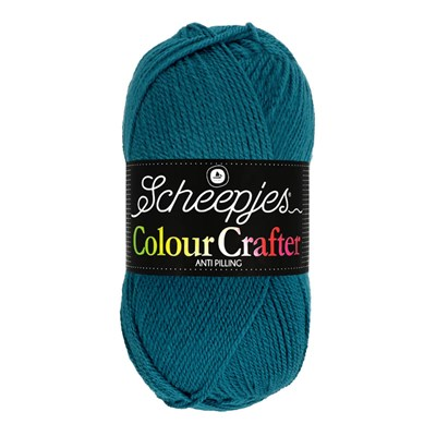 Scheepjes Colour Crafter 1708 Alkmaar - blauw oud