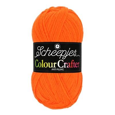Scheepjes Colour Crafter 1256 The Hague - oranje fluor