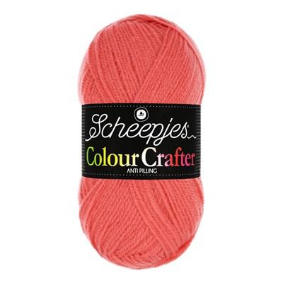 Scheepjes Colour Crafter 1132 Leek - oranje zacht