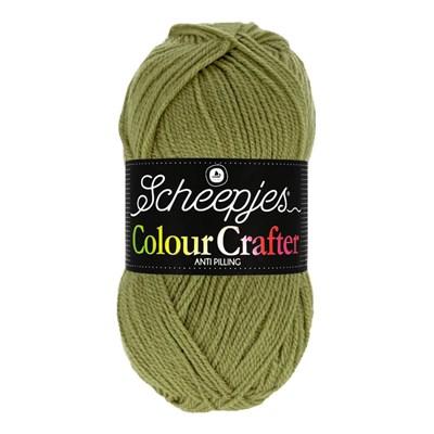 Scheepjes Colour Crafter 1065 Assen - groen linde