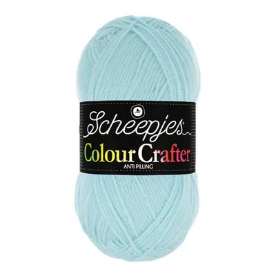 Scheepjes Colour Crafter 1034 Urk - blauw licht