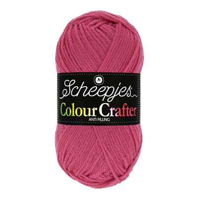 Scheepjes Colour Crafter 1023 Tiel - rood framboos