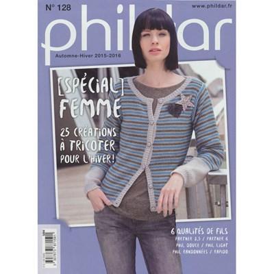 Phildar nr 128 vrouw 2015-2016 op=op