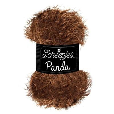 Scheepjes Panda 584 grizzly - bruin