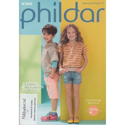 Phildar nr 645
