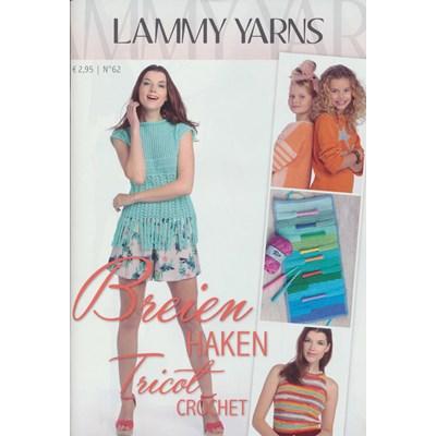Lammy Yarns magazine nr 62