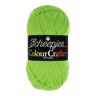 Scheepjes Colour Crafter 1821 Terneuzen - groen neon