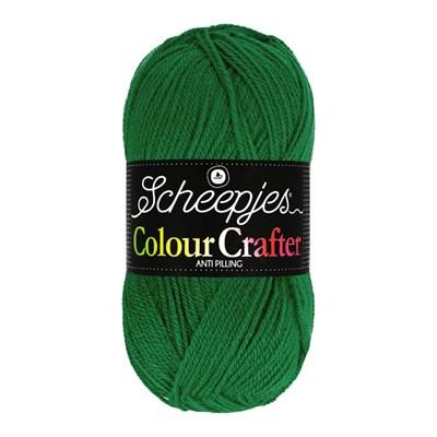 Scheepjes Colour Crafter 1826 Franeker - groen helder *