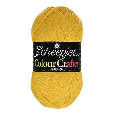 Scheepjes Colour Crafter 1823 Coevorden - geel groen
