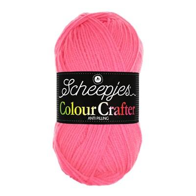 Scheepjes Colour Crafter 2013 Mechelen - roze