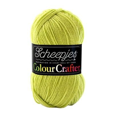 Scheepjes Colour Crafter 1822 Delfzijl - groen linde