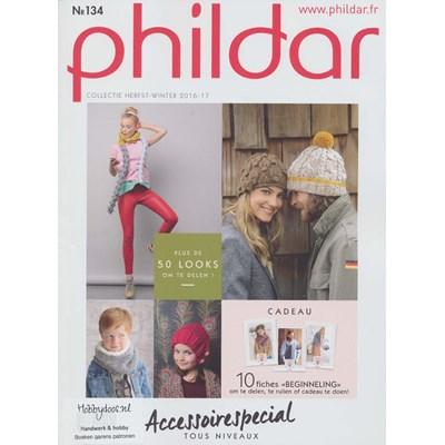 Phildar nr 134 collectie herfst-winter 2016-207 accessoire special