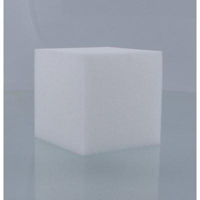 Schuimrubber kubus eco 130 x 130 x 130 mm 2 stuks