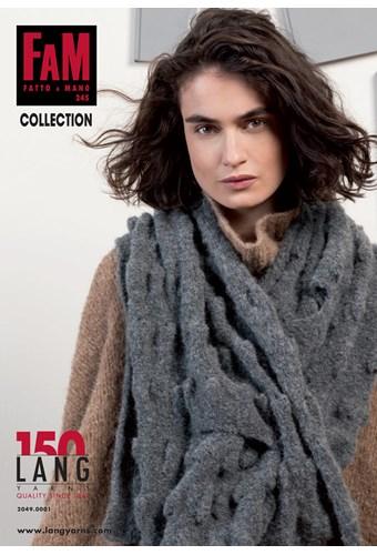 Lang Yarns magazine 245 collection