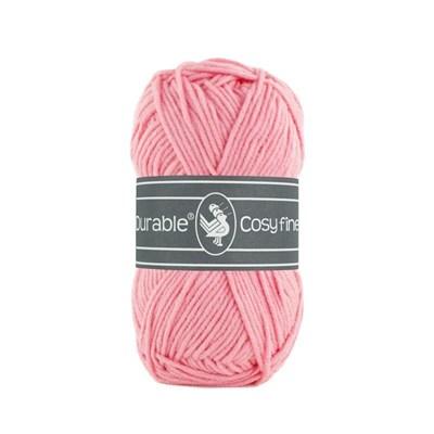 Durable Cosy fine 0229 Flamingo Pink