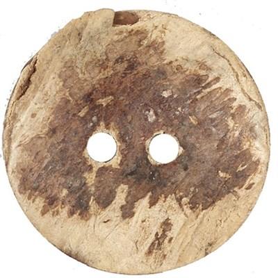 Knoop 70 mm kokos - 5641-120