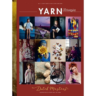 Yarn nr 4 Scheepjes - Dutch Masters