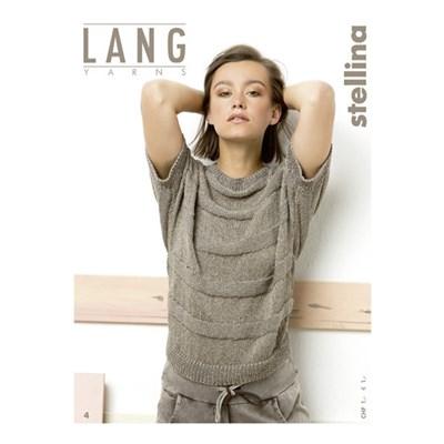 Leaflet Lang Yarns 4 - Stellina