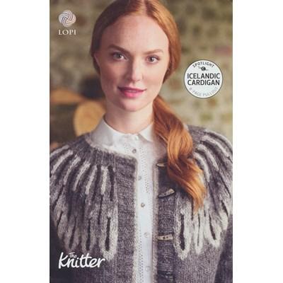 Leaflet Lopi Icelandic Cardigan - The knitter