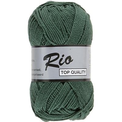 Lammy Yarns Rio 072 donker groen