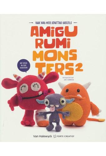 Amigurumi monsters 2