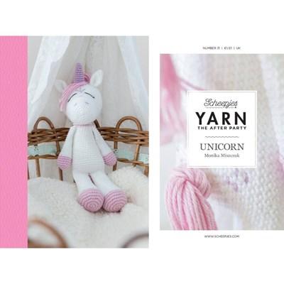 Scheepjes Yarn after party no. 31 Unicorn