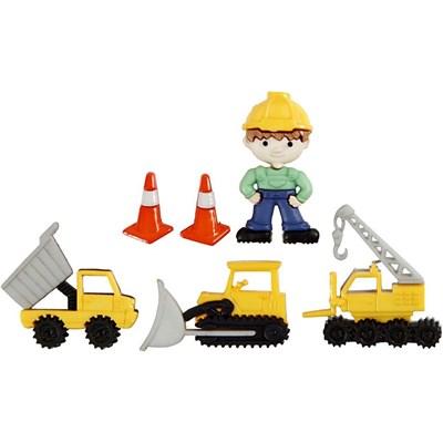 Knoop bouw 6 stuks
