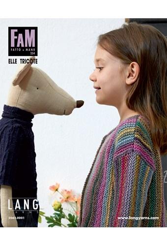 Lang Yarns magazine 254 4 t/m 8 jaar