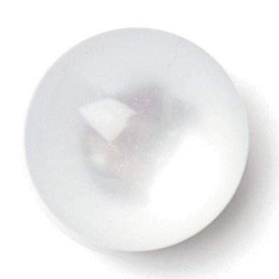 Knoop 12 mm parelmoer bol