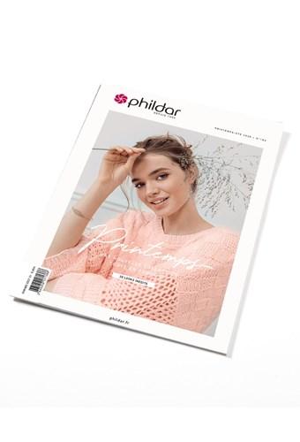 Phildar nr 183 lente 2020 een nieuwe collectie vol vrouwelijkheid (p)