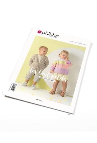 Phildar nr 184 lente - zomer 2020 voor de allerkleinsten (op=op)