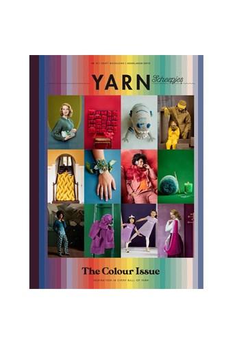 Scheepjes Yarn Bookazine 10 The colour issue