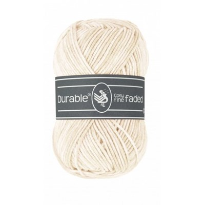 Durable Cosy fine Faded 0326 Ivory