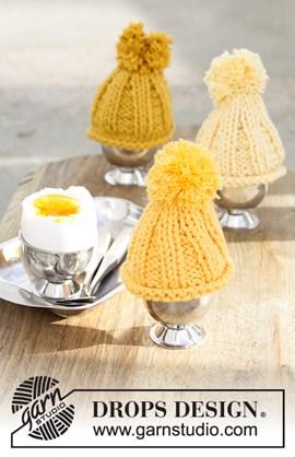 Breipatroon eierwarmers voor Pasen! Ze ....