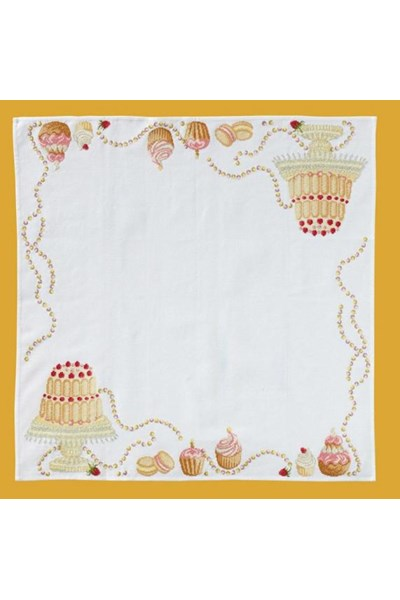 Borduurpatroon Tafelkleed